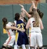 Gallery CIAC Girls Basketball; NVL Tournament #3 38 vs. Watertown #6 44 - Photo # (115)