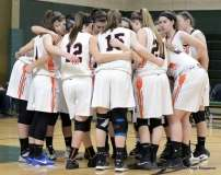 Gallery CIAC Girls Basketball; NVL Tournament #3 38 vs. Watertown #6 44 - Photo # (12)
