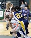 Gallery CIAC Girls Basketball; NVL Tournament #3 38 vs. Watertown #6 44 - Photo # (124)