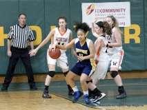 Gallery CIAC Girls Basketball; NVL Tournament #3 38 vs. Watertown #6 44 - Photo # (126)