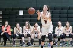 Gallery CIAC Girls Basketball; NVL Tournament #3 38 vs. Watertown #6 44 - Photo # (128)