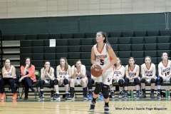 Gallery CIAC Girls Basketball; NVL Tournament #3 38 vs. Watertown #6 44 - Photo # (129)