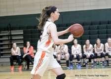 Gallery CIAC Girls Basketball; NVL Tournament #3 38 vs. Watertown #6 44 - Photo # (131)