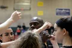 Gallery CIAC Girls Basketball; NVL Tournament #3 38 vs. Watertown #6 44 - Photo # (14)