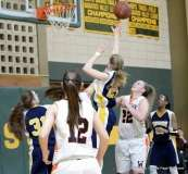 Gallery CIAC Girls Basketball; NVL Tournament #3 38 vs. Watertown #6 44 - Photo # (140)