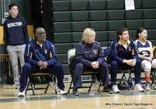 Gallery CIAC Girls Basketball; NVL Tournament #3 38 vs. Watertown #6 44 - Photo # (142)