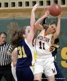 Gallery CIAC Girls Basketball; NVL Tournament #3 38 vs. Watertown #6 44 - Photo # (144)