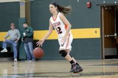Gallery CIAC Girls Basketball; NVL Tournament #3 38 vs. Watertown #6 44 - Photo # (38)