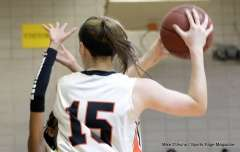 Gallery CIAC Girls Basketball; NVL Tournament #3 38 vs. Watertown #6 44 - Photo # (39)