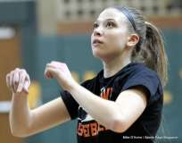 Gallery CIAC Girls Basketball; NVL Tournament #3 38 vs. Watertown #6 44 - Photo # (5)