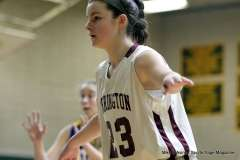 Gallery CIAC Girls Basketball; NVL Tournament - #4 Torrington 55 vs. #5 Seymour 54 - Photo # (18)