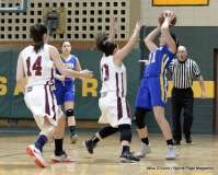 Gallery CIAC Girls Basketball; NVL Tournament - #4 Torrington 55 vs. #5 Seymour 54 - Photo # (23)