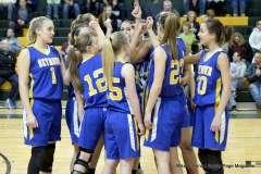 Gallery CIAC Girls Basketball; NVL Tournament - #4 Torrington 55 vs. #5 Seymour 54 - Photo # (4)