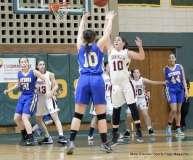Gallery CIAC Girls Basketball; NVL Tournament - #4 Torrington 55 vs. #5 Seymour 54 - Photo # (44)