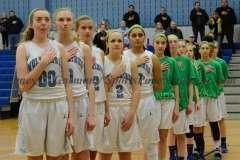 CIAC Girls Basketball - Oxford 26 vs. Seymour 53 - Photo (1)