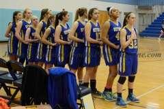 CIAC Girls Basketball - Oxford 26 vs. Seymour 53 - Photo (2)