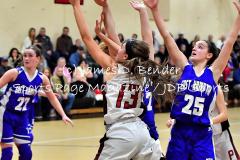 Gallery CIAC Girls Basketball Portland 30 vs. East Hampton 39