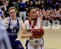 Gallery CIAC Girls Basketball: Portland 46 vs. North Branford 33