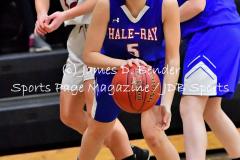 Gallery CIAC Girls Basketball: Portland 53 vs. Hale Ray 6