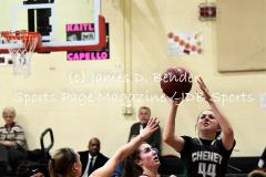 Gallery CIAC Girls Basketball Portland 68 vs. Cheney Tech 22