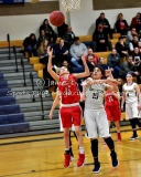 Gallery CIAC Girls Basketball Qtr Finals: #2 East Haven 85 vs. #23 Wolcott 33