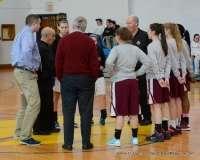 CIAC Girls Basketball Seymour 50 vs. Sacred Heart 35 (28)