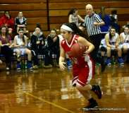 CIAC Girls Basketball St. Paul 71 vs. Derby 33 (15)