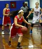 CIAC Girls Basketball St. Paul 71 vs. Derby 33 (17)