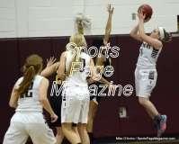 Gallery CIAC Girls Basketball T. - Class L, FR - #12 Farmington 69 vs. #21 Jonathan Law 58 (11)