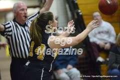 Gallery CIAC Girls Basketball T. - Class L, FR - #12 Farmington 69 vs. #21 Jonathan Law 58 (17)