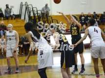 Gallery CIAC Girls Basketball T. - Class L, FR - #12 Farmington 69 vs. #21 Jonathan Law 58 (28)