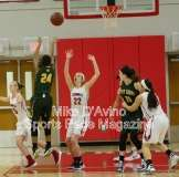 CIAC Girls Basketball Tourn. Class M, SF's - #1 Cromwell 58 vs. #4 Holy Cross 46 - Photo # (12)