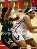 CIAC Girls Basketball Tourn. Class M, SF's - #1 Cromwell 58 vs. #4 Holy Cross 46 - Photo # (13)