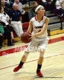 CIAC Girls Basketball Tourn. Class M, SF's - #1 Cromwell 58 vs. #4 Holy Cross 46 - Photo # (14)