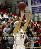 CIAC Girls Basketball Tourn. Class M, SF's - #1 Cromwell 58 vs. #4 Holy Cross 46 - Photo # (16)