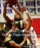 CIAC Girls Basketball Tourn. Class M, SF's - #1 Cromwell 58 vs. #4 Holy Cross 46 - Photo # (26)