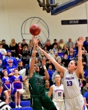 Gallery CIAC Girls Basketball Tournament Class S Semi Final: #9 Coginchaug 67 vs. #20 Weaver 62
