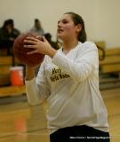 CIAC Girls Basketball Waterbury Career Fr. 19 vs. Holy Cross Fr. 44 (11)