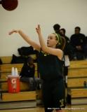 CIAC Girls Basketball Waterbury Career Fr. 19 vs. Holy Cross Fr. 44 (16)