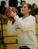 CIAC Girls Basketball Waterbury Career Fr. 19 vs. Holy Cross Fr. 44 (18)