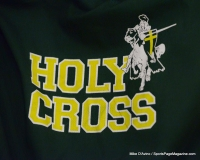 CIAC Girls Basketball Waterbury Career Fr. 19 vs. Holy Cross Fr. 44 (2)