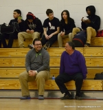 CIAC Girls Basketball Waterbury Career Fr. 19 vs. Holy Cross Fr. 44 (23)