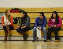 CIAC Girls Basketball Waterbury Career Fr. 19 vs. Holy Cross Fr. 44 (24)
