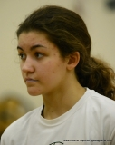 CIAC Girls Basketball Waterbury Career Fr. 19 vs. Holy Cross Fr. 44 (29)