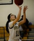 CIAC Girls Basketball Waterbury Career Fr. 19 vs. Holy Cross Fr. 44 (3)