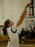 CIAC Girls Basketball Waterbury Career Fr. 19 vs. Holy Cross Fr. 44 (4)