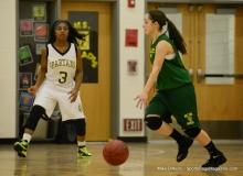 CIAC Girls Basketball Waterbury Career Fr. 19 vs. Holy Cross Fr. 44 (74)