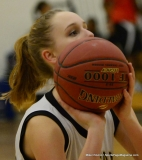 CIAC Girls Basketball Waterbury Career Fr. 19 vs. Holy Cross Fr. 44 (8)