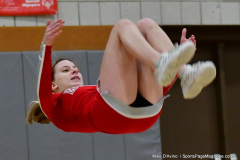 Gallery CIAC Girls Basketball; Wolcott vs. Holy Cross - Photo # 473