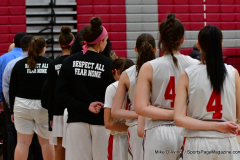 Gallery CIAC Girls Basketball; Wolcott vs. Holy Cross - Photo # 483